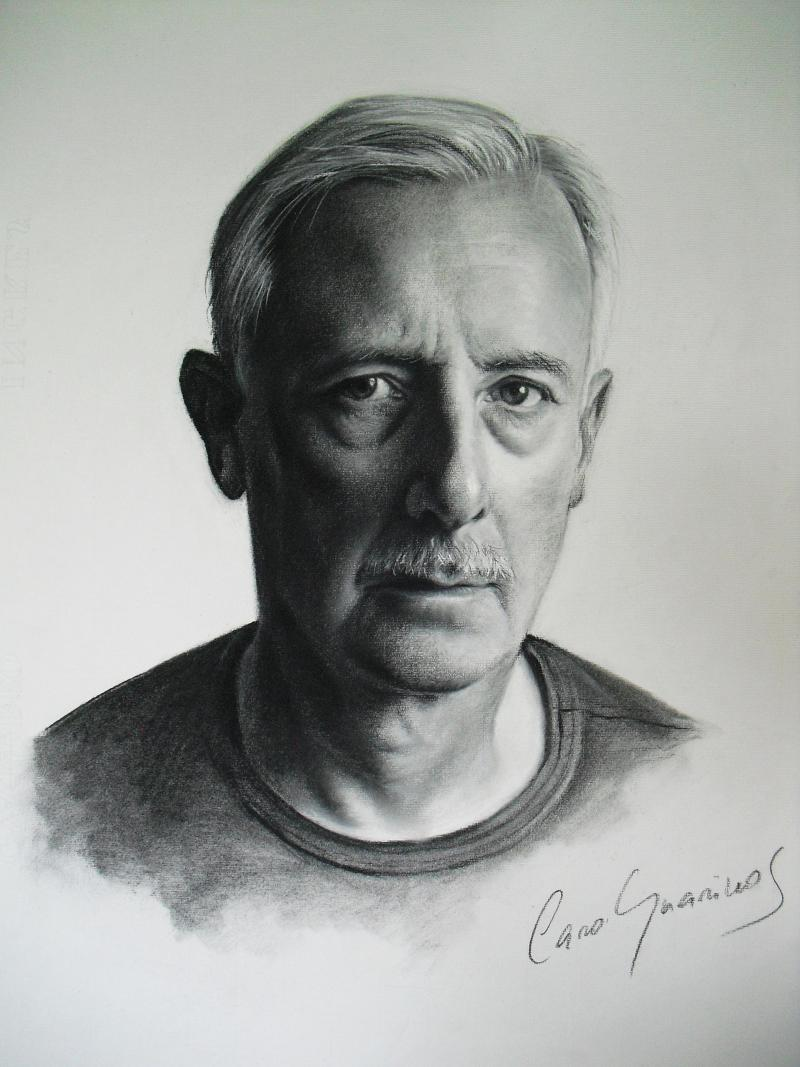 Retrato de Ángel - caroguarinos.com