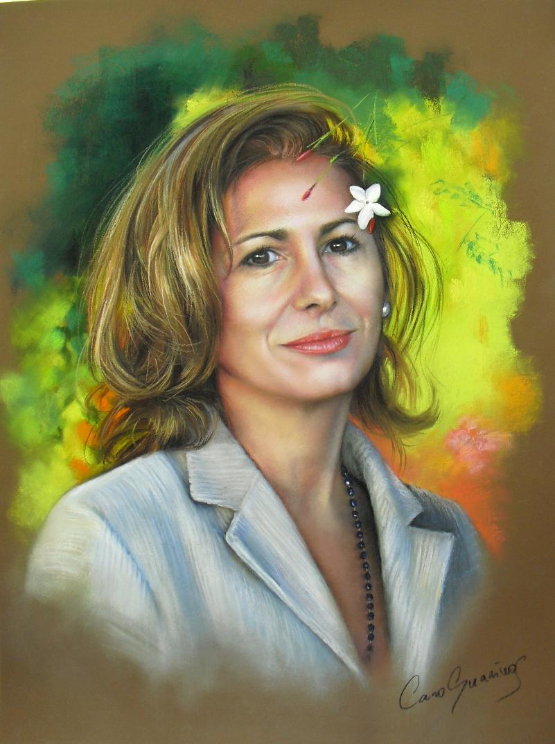Retrato - caroguarinos.com